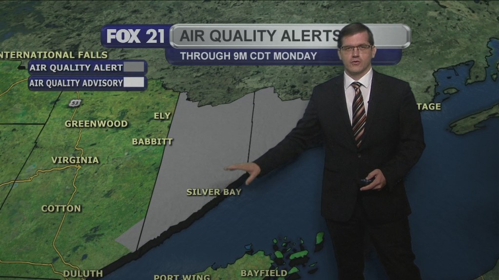Monday, August 30, 2021 Morning Forecast