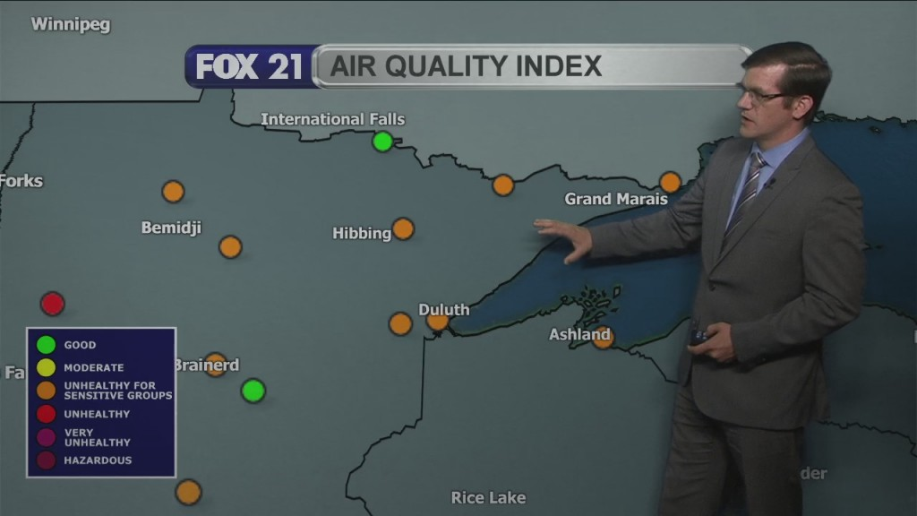 Tuesday, August 3, 2021 Morning Forecast