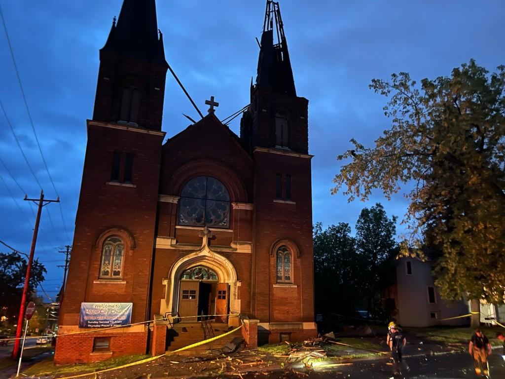 Church Lightning 2
