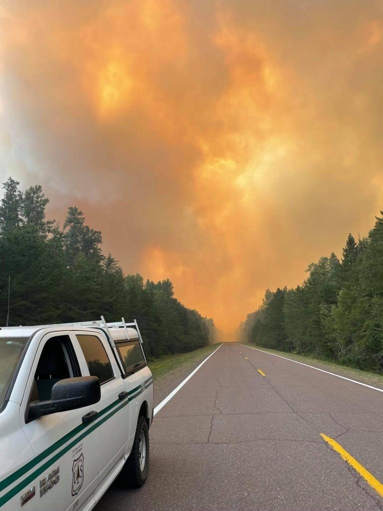 Greenwood Fire Pic
