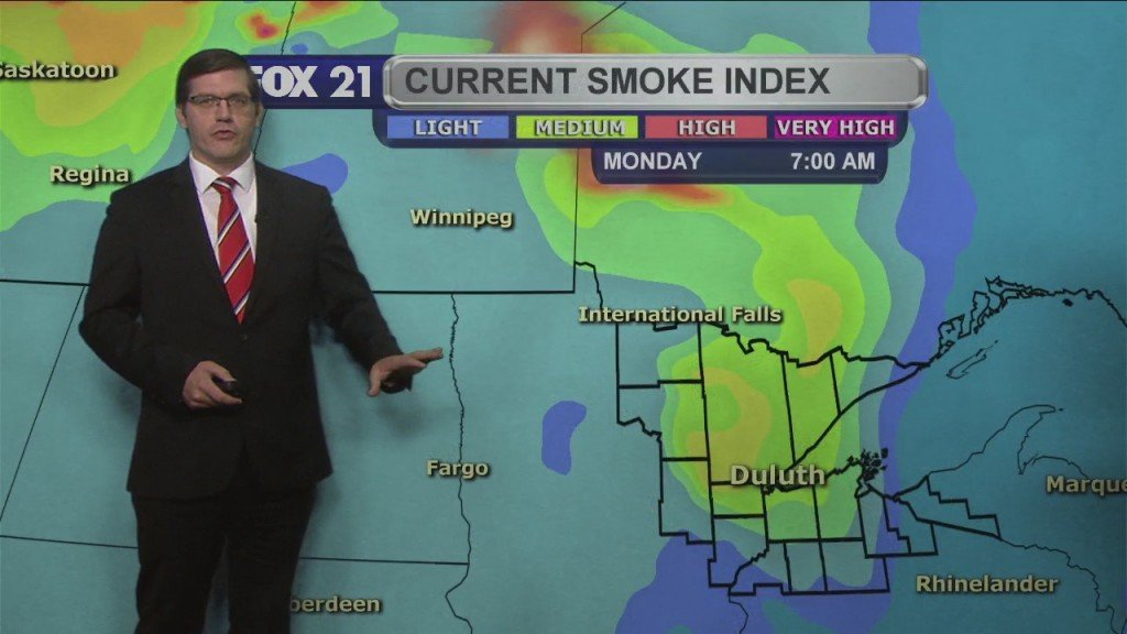 Monday, August 2, 2021 Morning Forecast