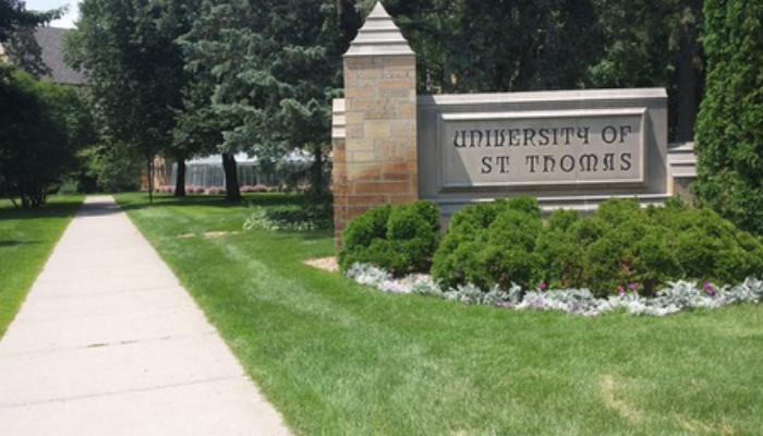 University Of St Thomas