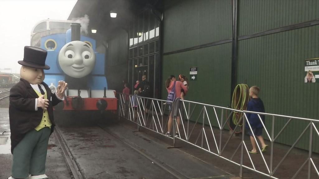 Thomas Sensory Day