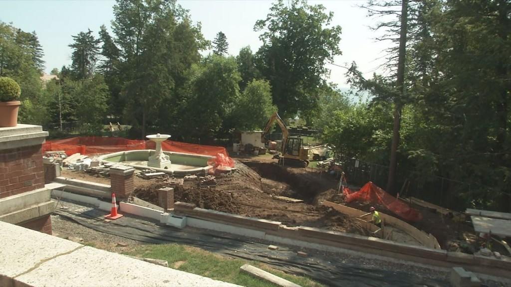 Glensheen Construction Photo