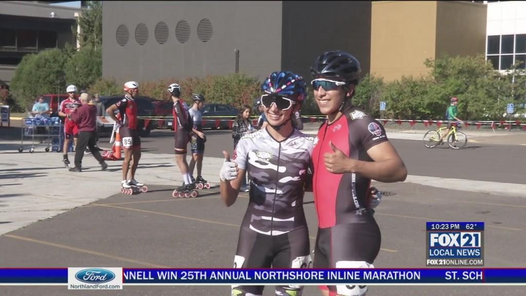 Inline Marathon Winners