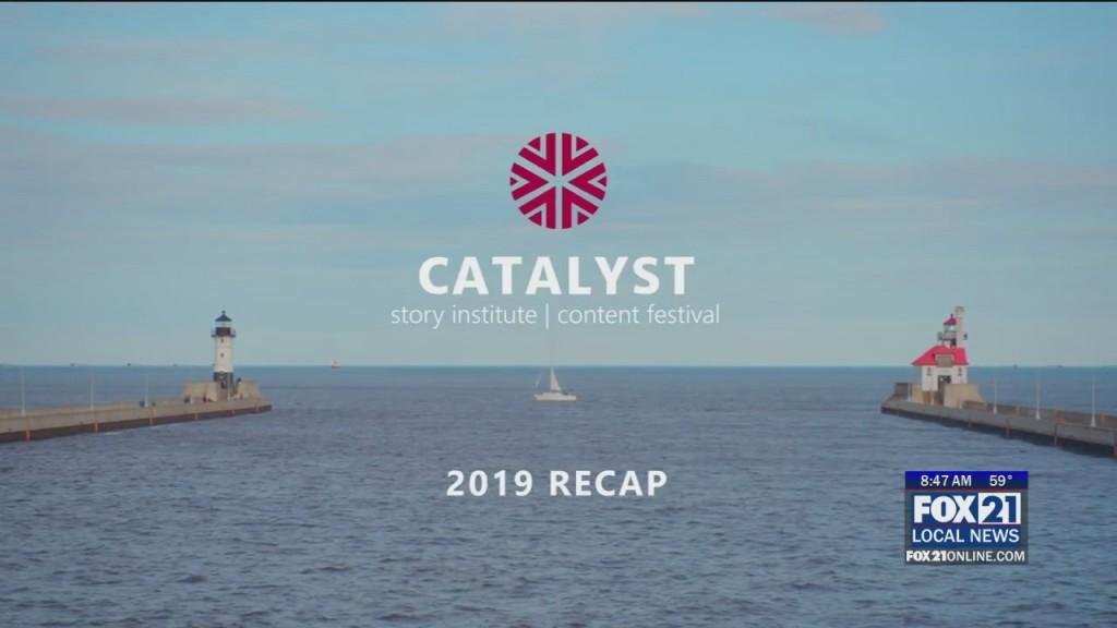 Catalyst Content Festival