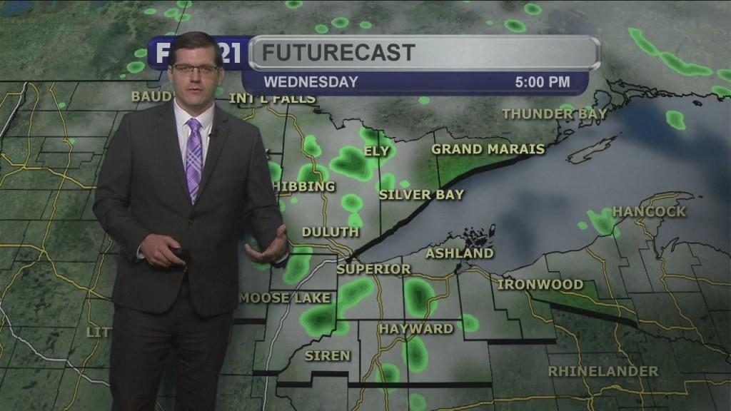 Wednesday, September 8, 2021 Morning Forecast