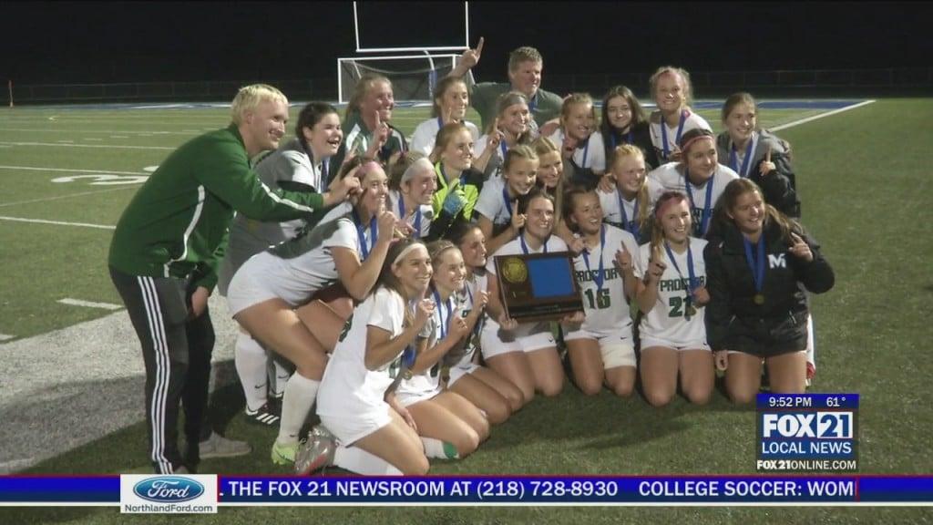 Proctor Girls Soccer