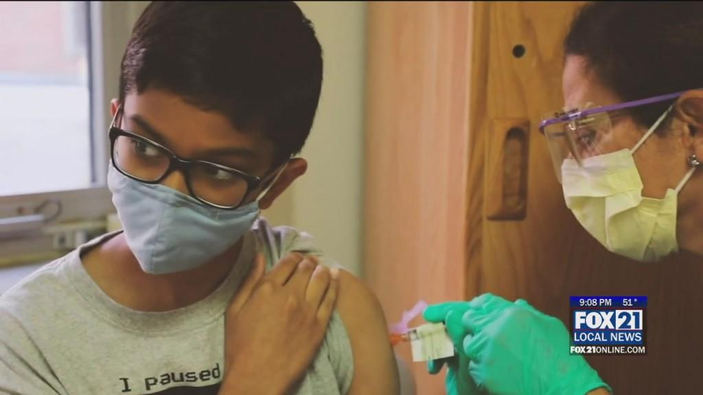 Kids Vaccine Incentive