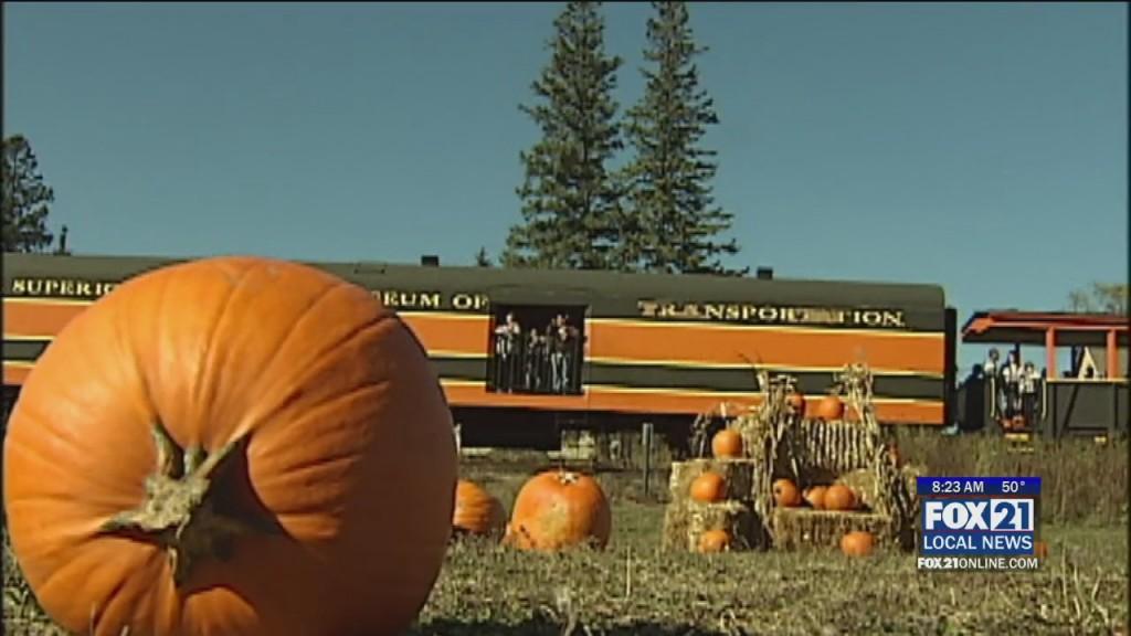 Great Pumpkin Train