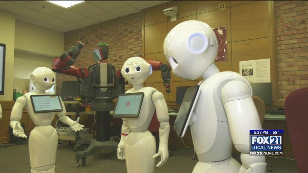 Nursing Home Robots