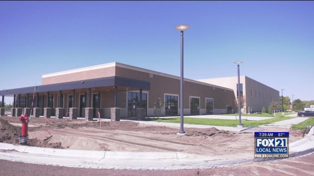 New Event Center