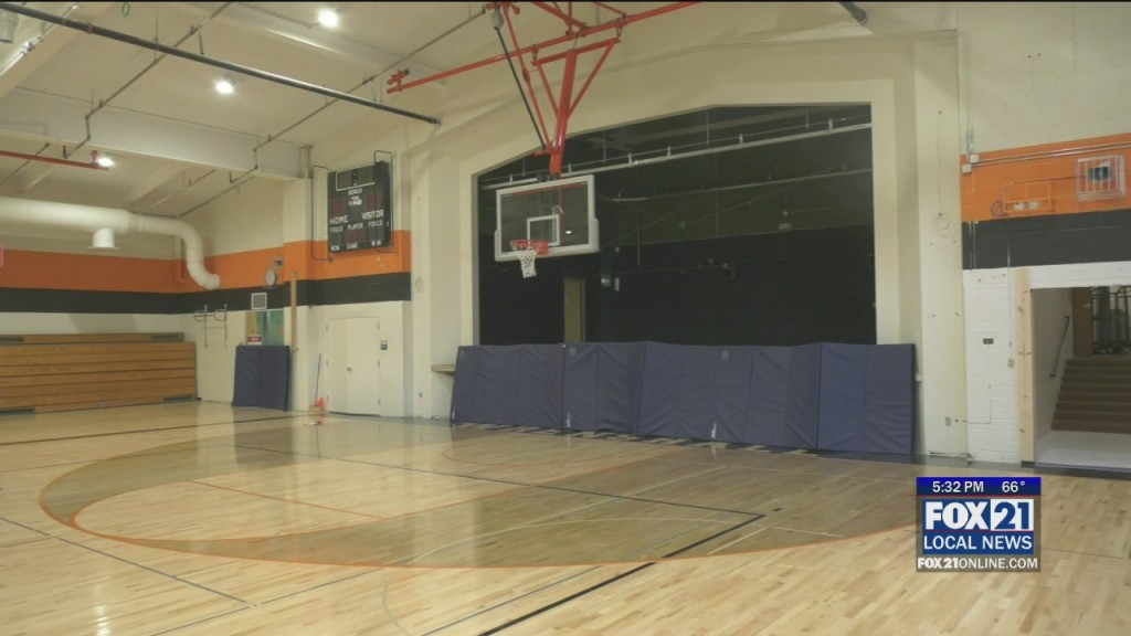 Wrenshall Gym