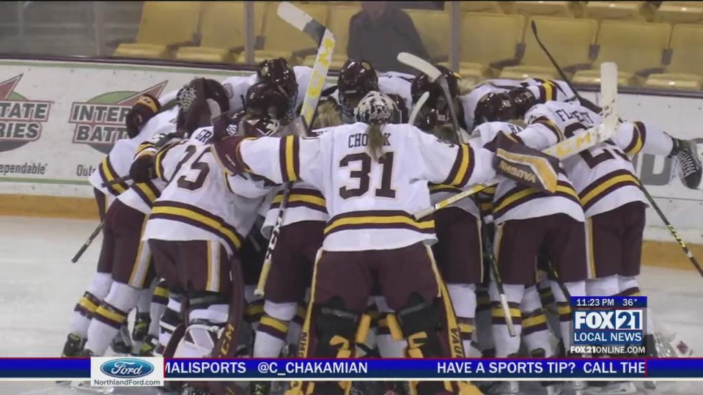 Umd Womens Hockey