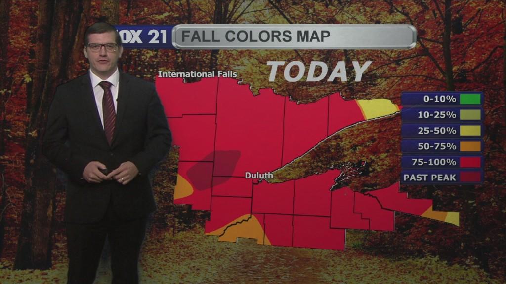 Wednesday, October 6, 2021 Morning Forecast