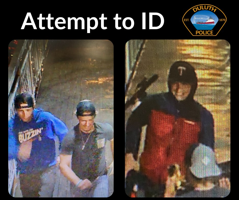 Suspects Property Crime