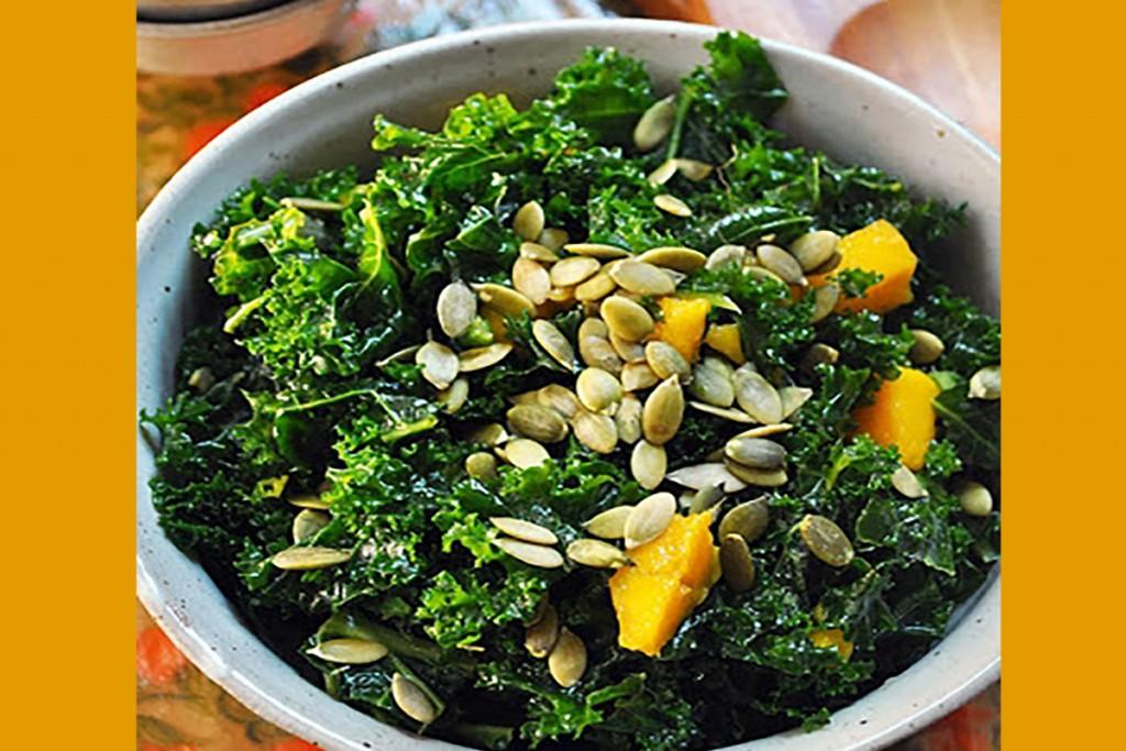 2 Kale Salad