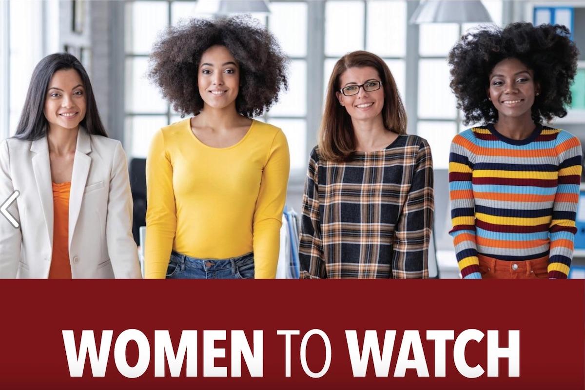 Women To Watch Banner