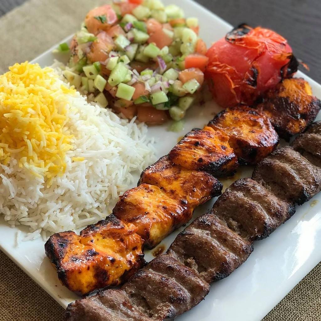 2 Kebabs