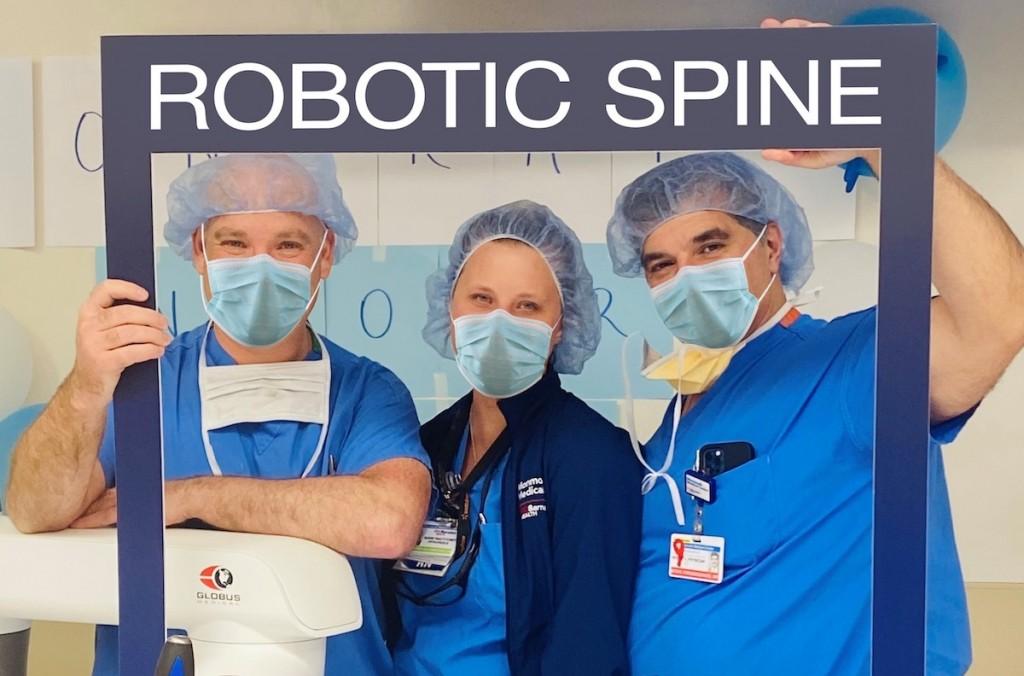 Spine Surgeons Back