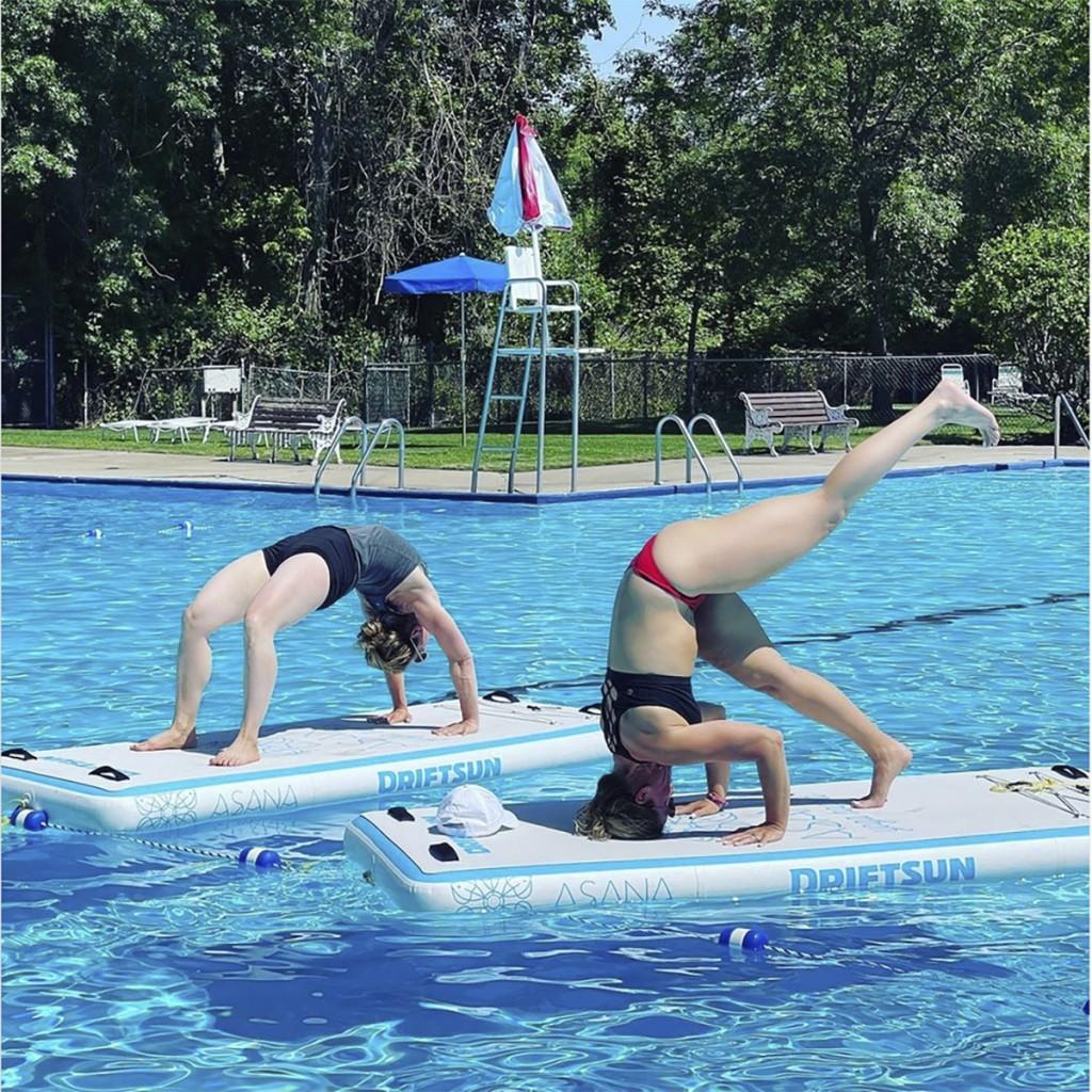 3 Paddle Yoga