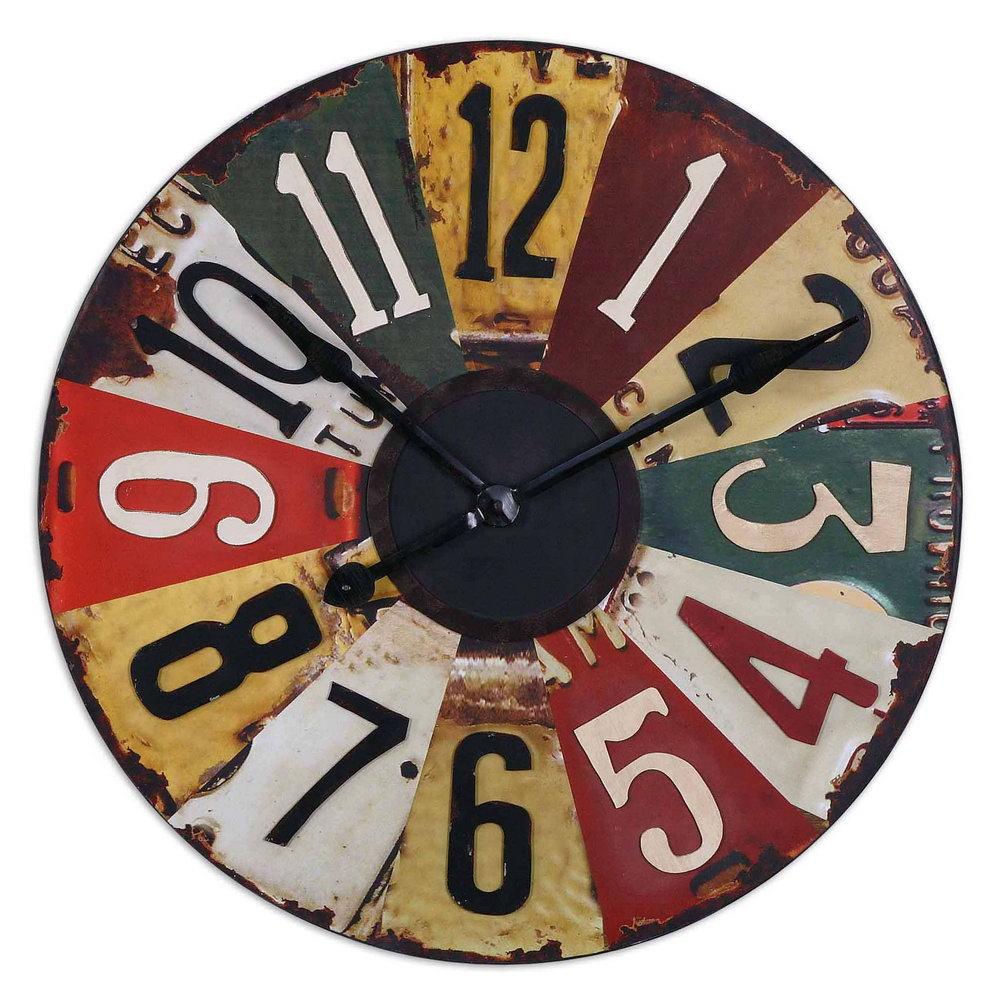 Vintage Wall Clocks Large