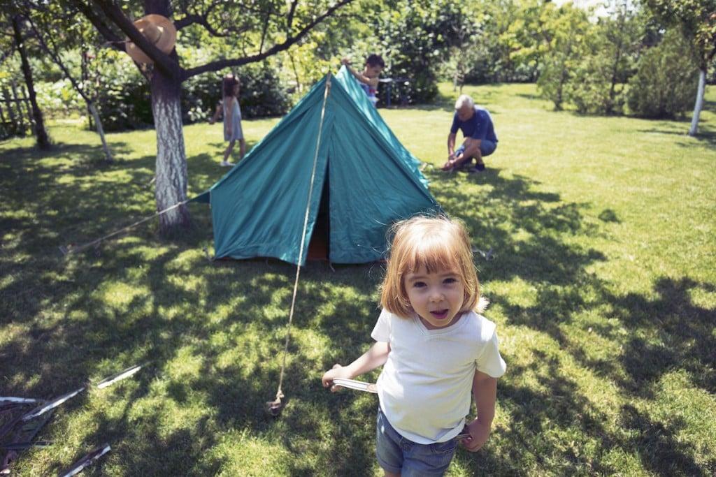 1 Five Ways Camping