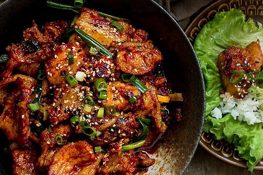 Pork Bulgogi Recipe