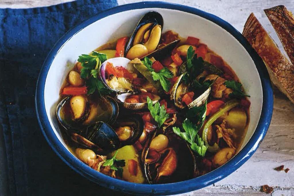 Shellfish Stew