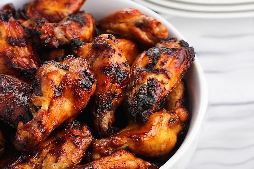 Soy Chicken Wings Recipe