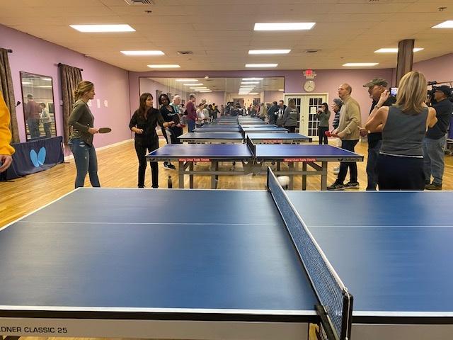 Ping Pong Posse