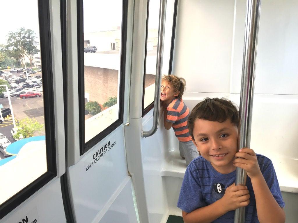 Pearlridge Center monorail