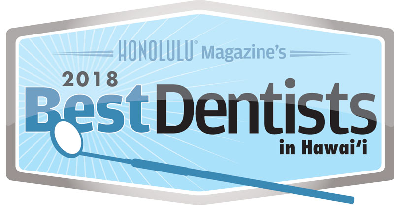2018 Best Dentists Logo