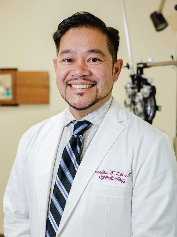 2019 Top Doctors Brandon Lee