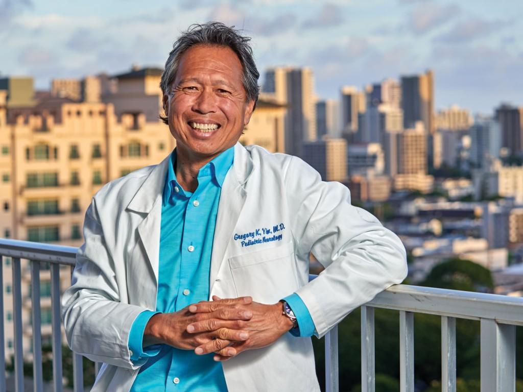 2019 Top Doctors Gregory Yim