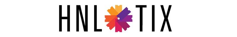 Hnl Tix Logo Black