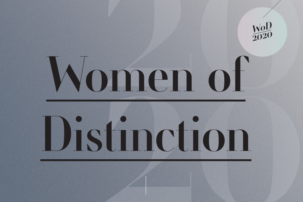 2020 Women Of Distinction Lead