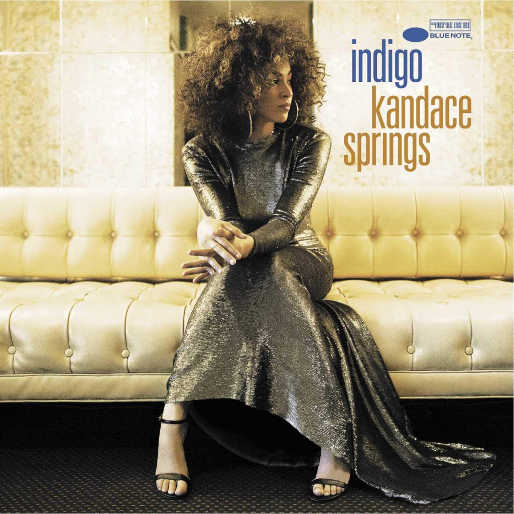 Kandace Springs song Indigo cover