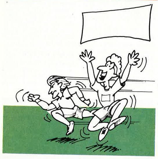 1991 Marathon Illustration 550