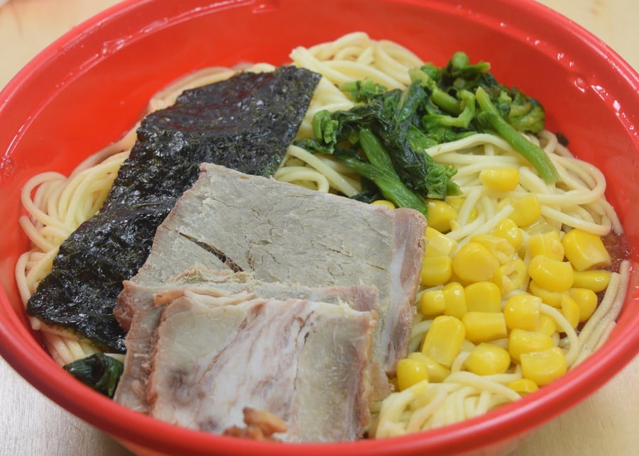7-Eleven Hawaii's Shoyu Ramen Pork