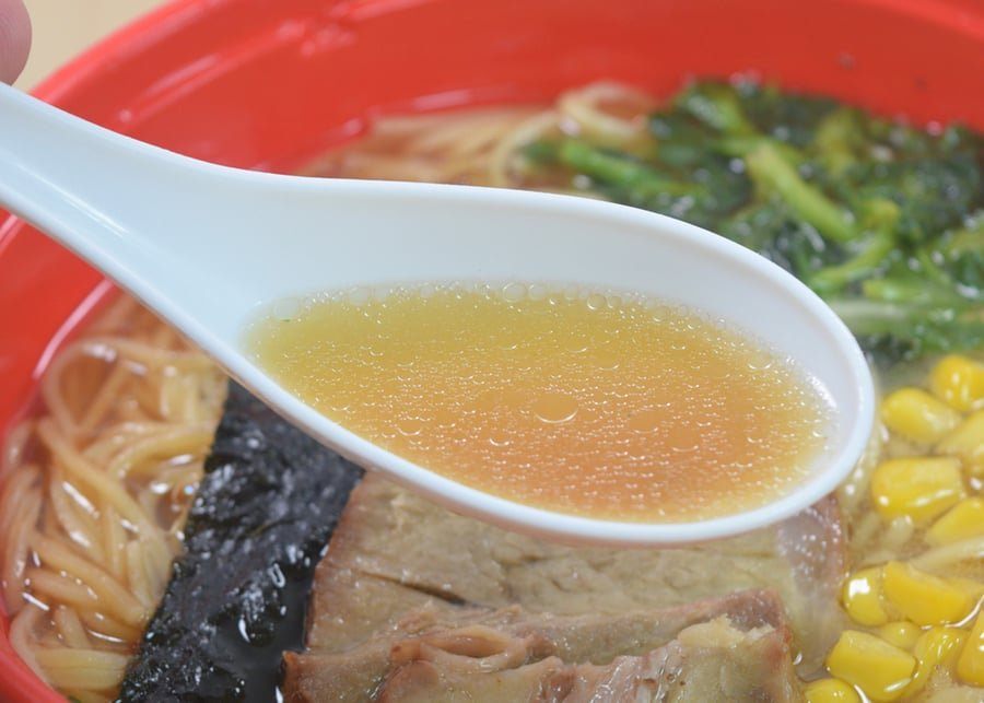 7-Eleven Hawaii's Shoyu Ramen Broth