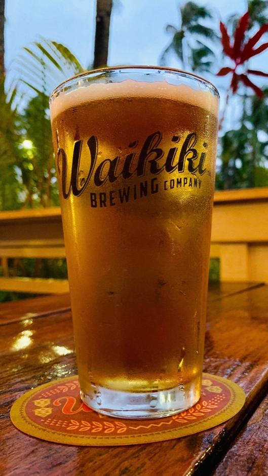 Aloha Spirit Blonde Ale