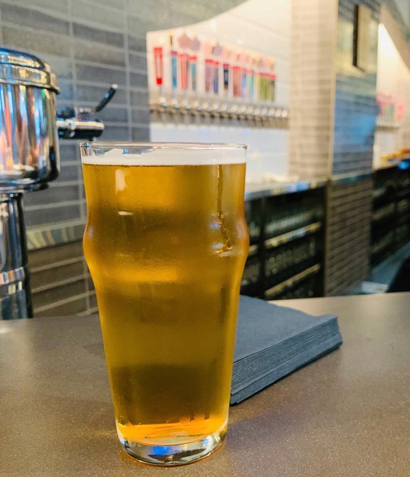 Breaktime Blonde Ale