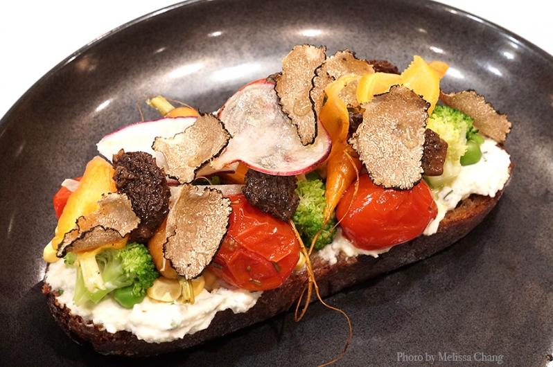 summer truffle tartan