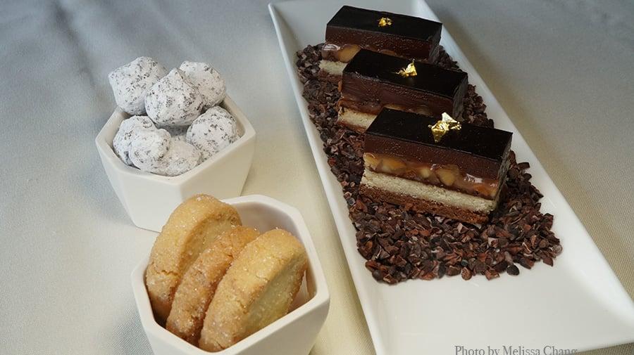 dessert bites