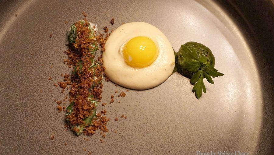 Farmers egg