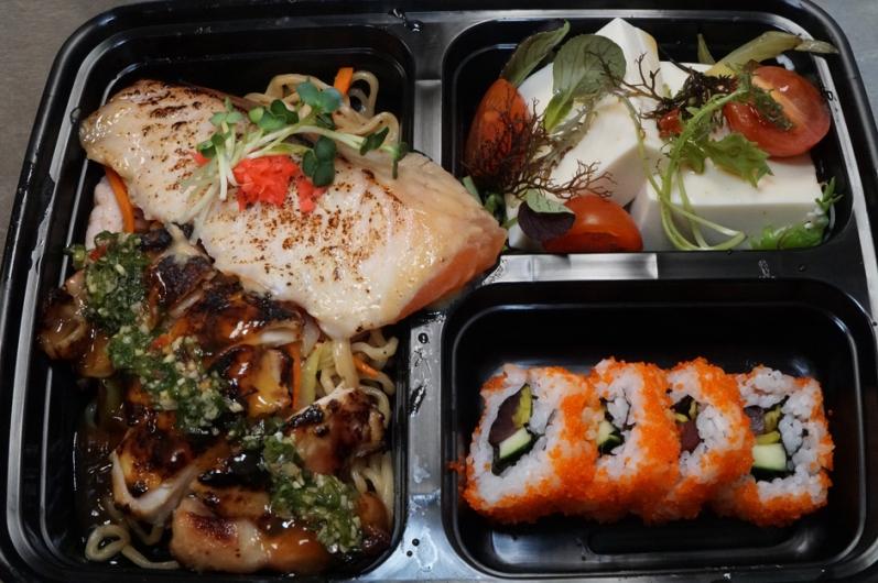Gochi Grill lunch set