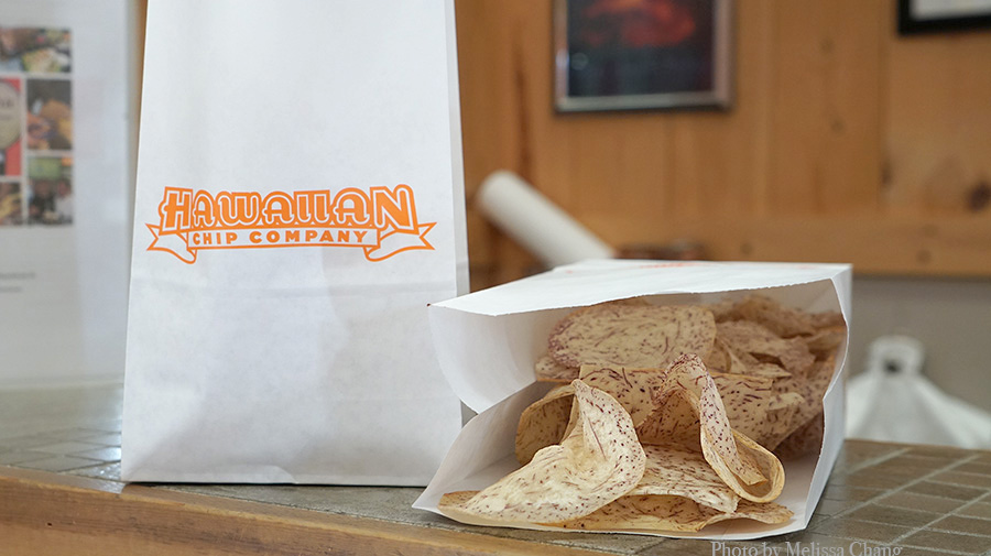 Hawaiian Chip Company bag