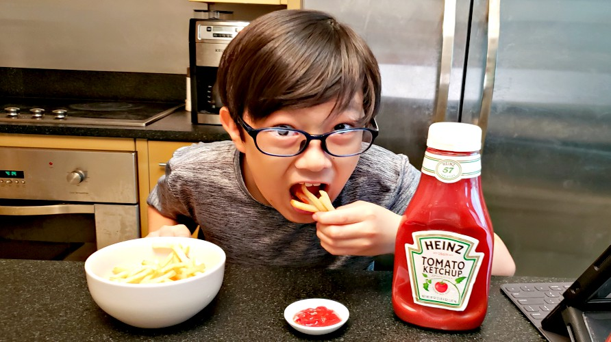 Which ketchup do kids love best