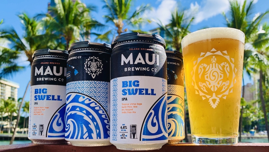maui brewing big swell ipa